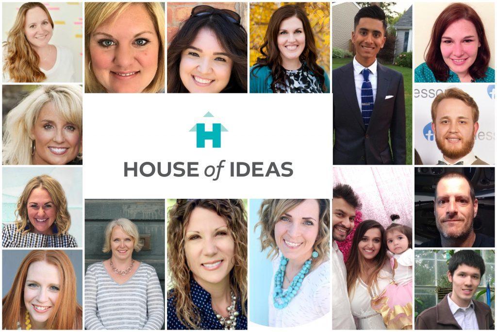 The Original House of Ideas family